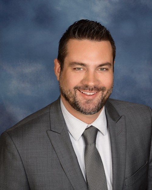 Pastor Matt Broxterman